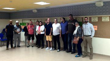 Primera reunión comisión de trabajo Carnaval de San Sebastián de La Gomera