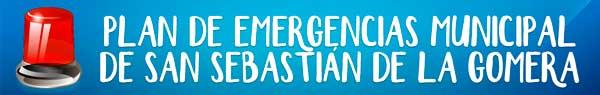 Plan de Emergencias Municipal de San Sebastián de La Gomera